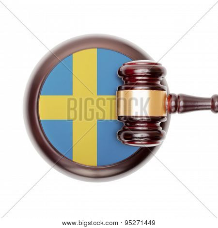National Legal System Conceptual Series - Sweden