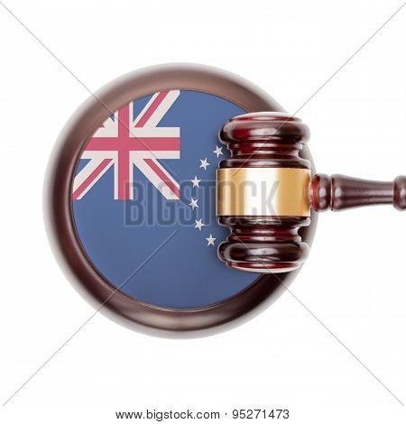 National Legal System Conceptual Series - Cook Islands