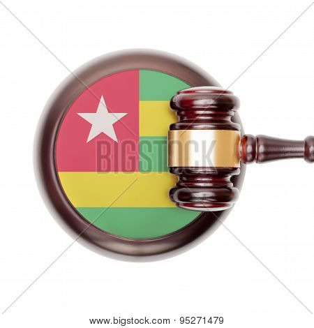 National Legal System Conceptual Series - Togo