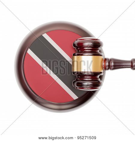 National Legal System Conceptual Series - Trinidad And Tobago