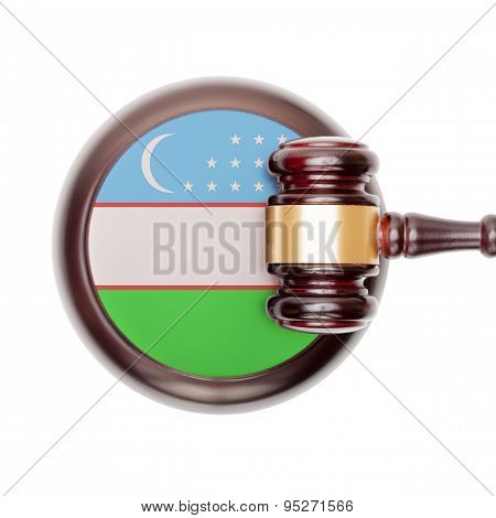 National Legal System Conceptual Series - Uzbekistan