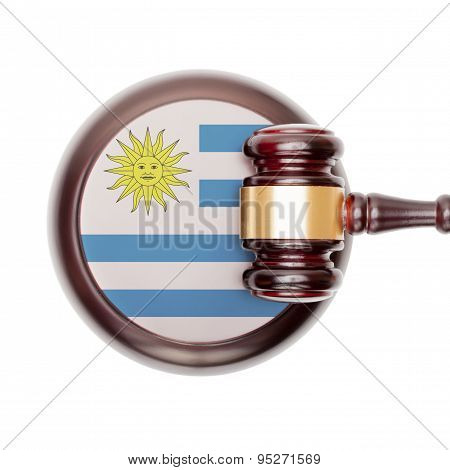 National Legal System Conceptual Series - Uruguay