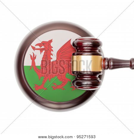 National Legal System Conceptual Series - Wales