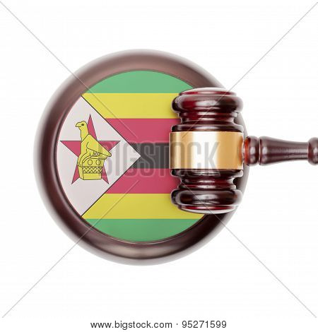 National Legal System Conceptual Series - Zimbabwe