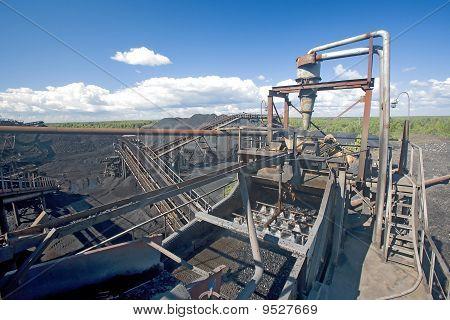 Clasificación del carbón