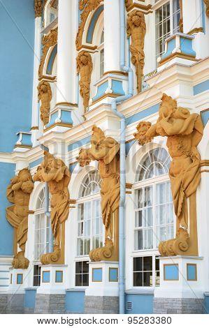 Atlantes Greater Catherine Palace