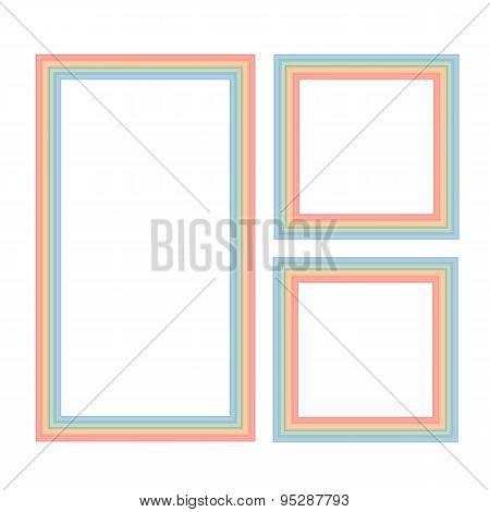 Frames for photos