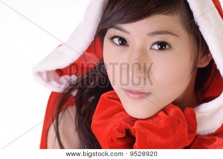 Santa Lady