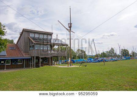 Atsc Altmuehltal-segelclub House