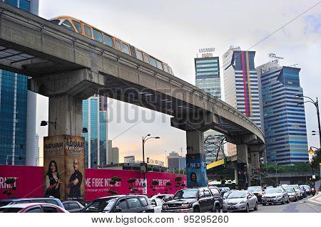 Kuala Lumpur Rush Hour