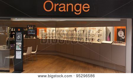Orange Is A Global Provider Of Mobile Telephony