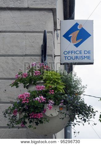 Tourist Office Dole France