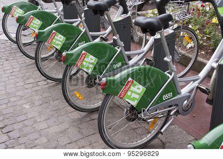 Velostan Rental Bikes