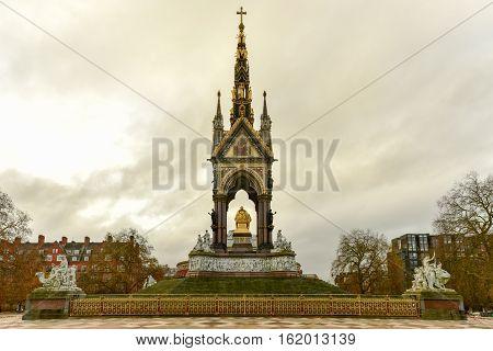 Prince Albert Memorial - London