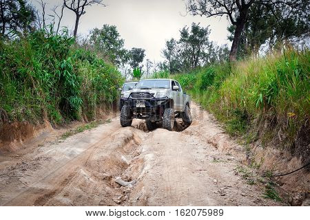 Pickup Four-wheel Drive