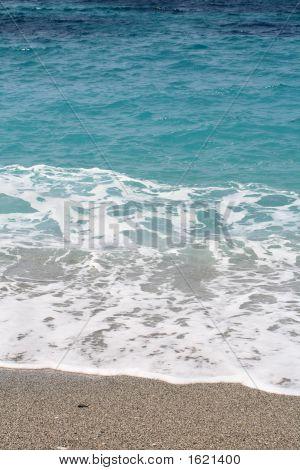 Cerulean Blue Ocean
