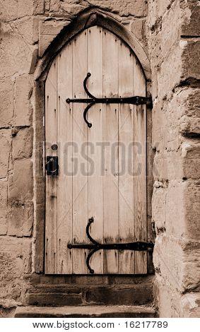 Secret Ancient Door