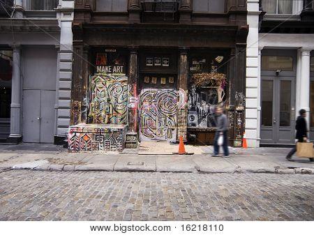 Soho Greene Street NYC