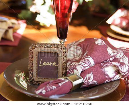 Holiday Dinner Celebration