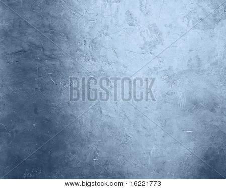 abstract aged blue background image with interesting texture which is very useful for design purposes