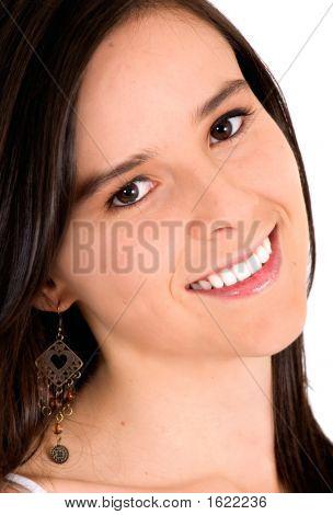 Beautiful Girl Portrait - Natural Beauty