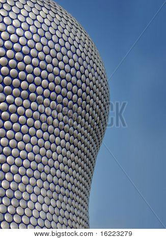 Modern architecture in Birmingham England