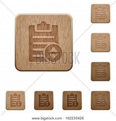 Adjust note priority icons on carved wooden button styles