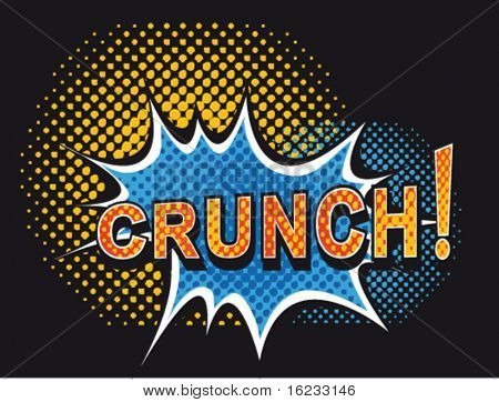 Cartoon-crunch