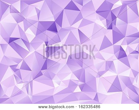 Vector abstract polygonal geometric triangle background. Abstract mosaic background. Stock vector eps10