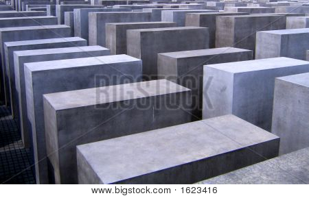 Blocks Of The Jewish Memorial