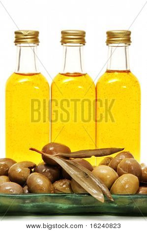 olives ans olive oil