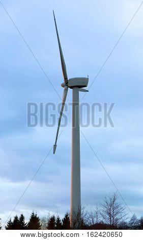 wind energy wind power plant wind turbine windmill