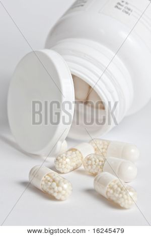 Pharmacy Bunch Off Pill Capsule Out Of The Box