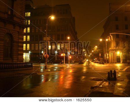 Night Street_Brooklyn