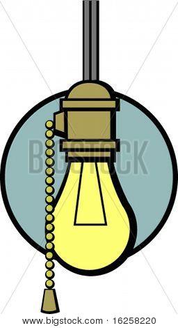 bombilla de la lámpara