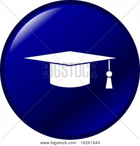 graduation button
