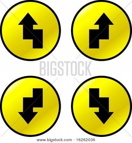 arrow buttons