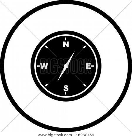 Kompass-symbol