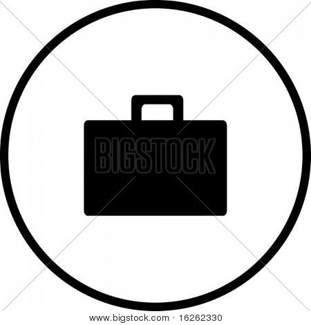 briefcase documents symbol