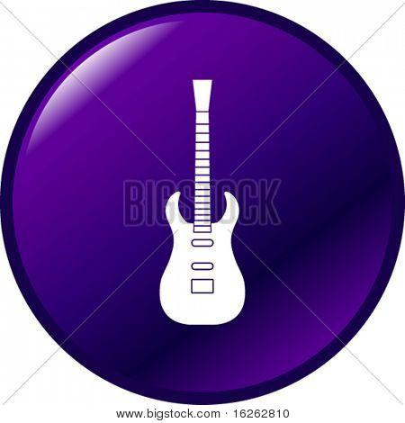 electric guitar button