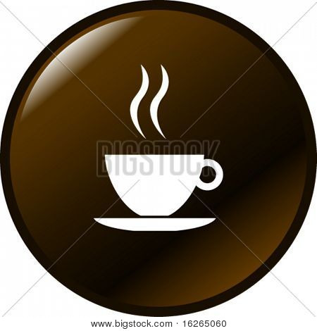 coffee cup button