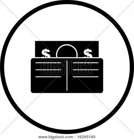 wallet symbol