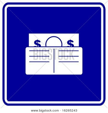 wallet sign