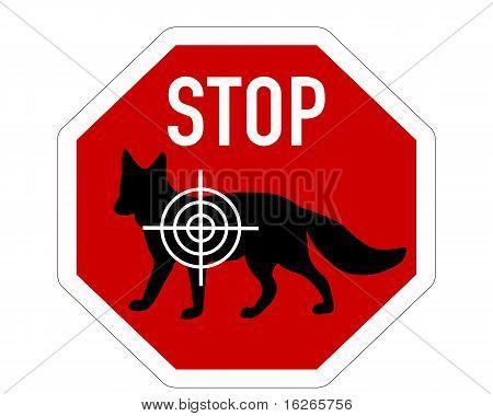 Stop Crosshair Fox