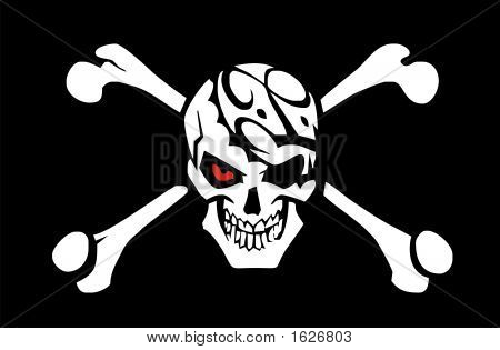 Pirate Flag - Jolly Roger