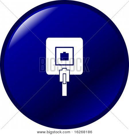 phone jack button