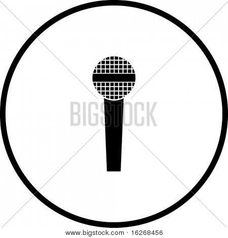 microphone symbol