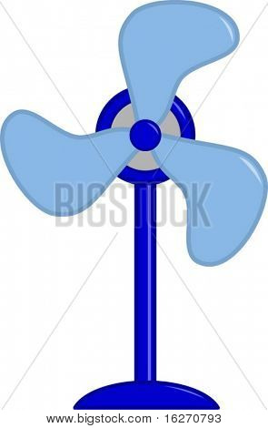 electric fan air blower