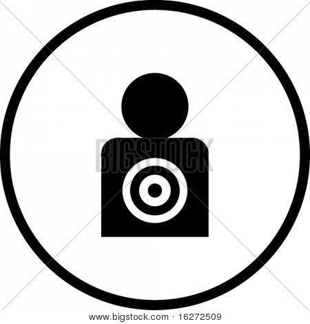 man target