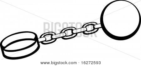 ball and chain shackles